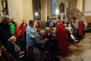 Unterwegs als Gemeinde – Seniorenwallfahrt 14.09.2017