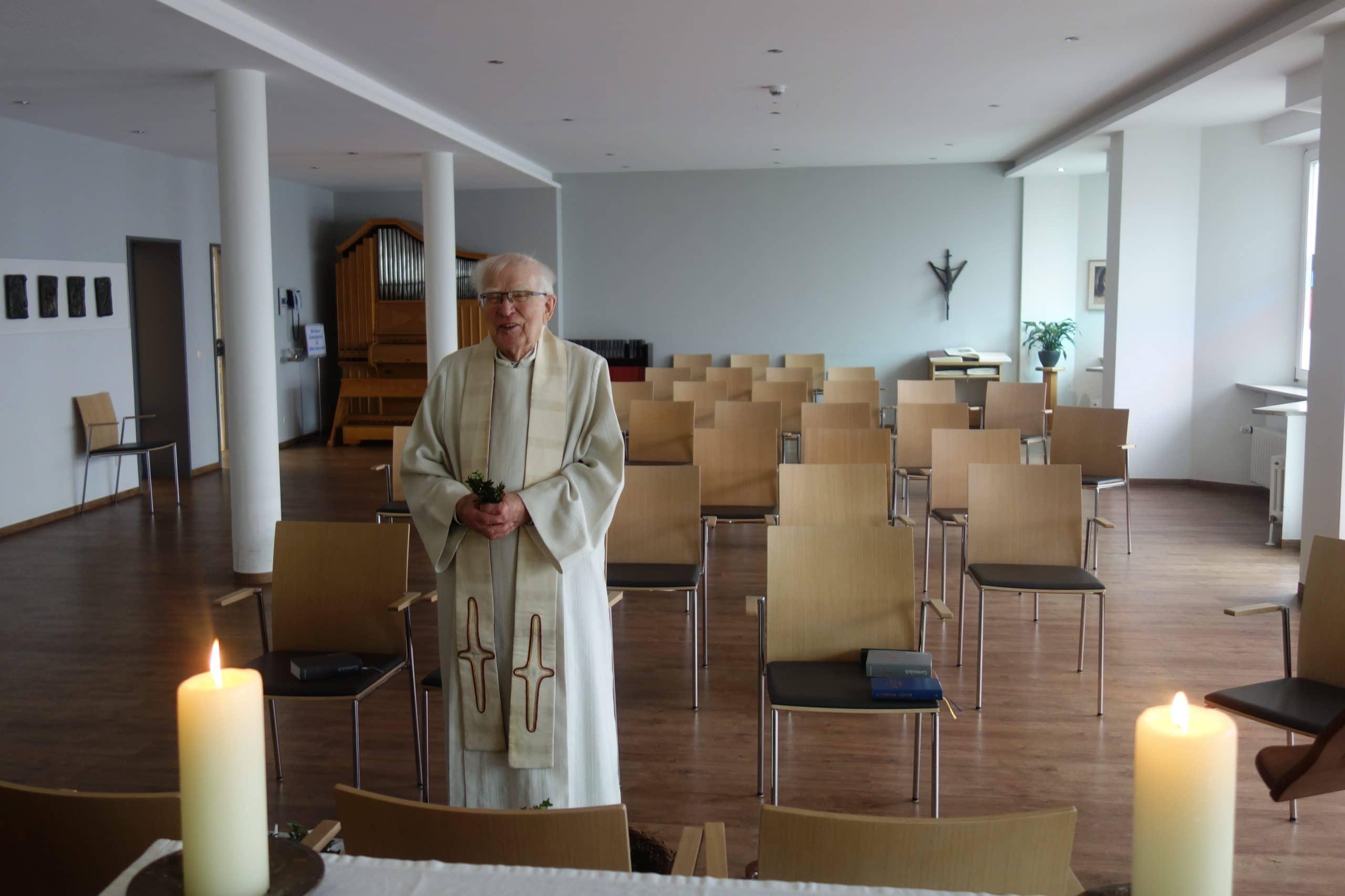 Beten und Segnen